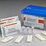 Aflatoxin rapid test kit